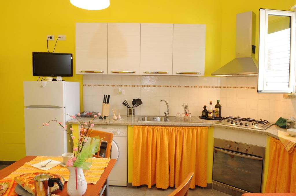 Appartamento Sole - La cucina