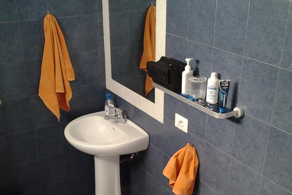 Appartamento Glicine - Il bagno