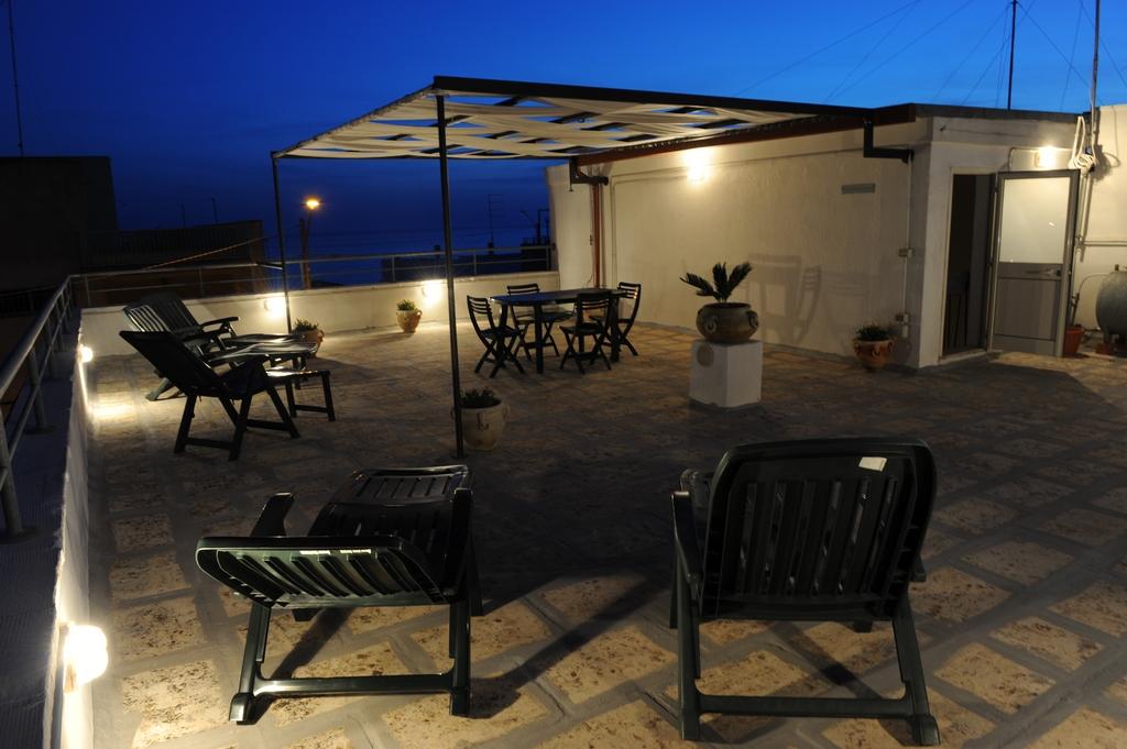 Appartamento Sole - La terrazza
