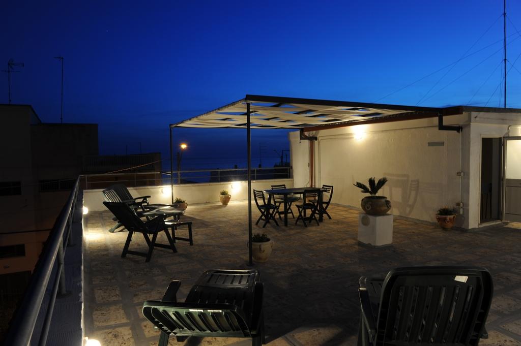 Appartamento Glicine - La terrazza