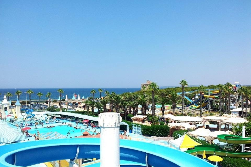 Gallipoli - Splash Acquapark