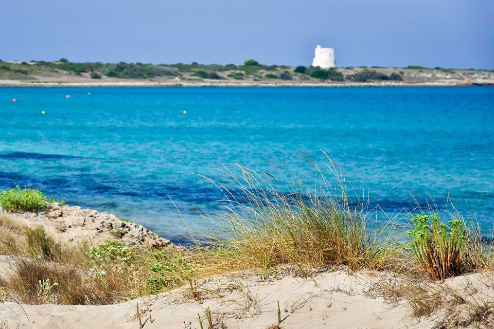 La Baia di Punta Pizzo, situata a metà strada fra Gallipoli e Marina di Mancaversa