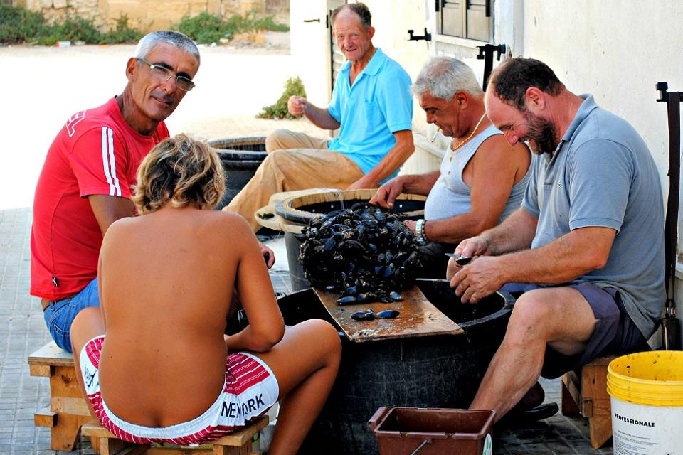 Pescatori Gallipoli