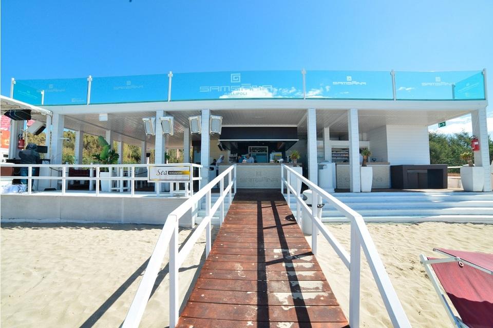 Samsara Beach Club Salento